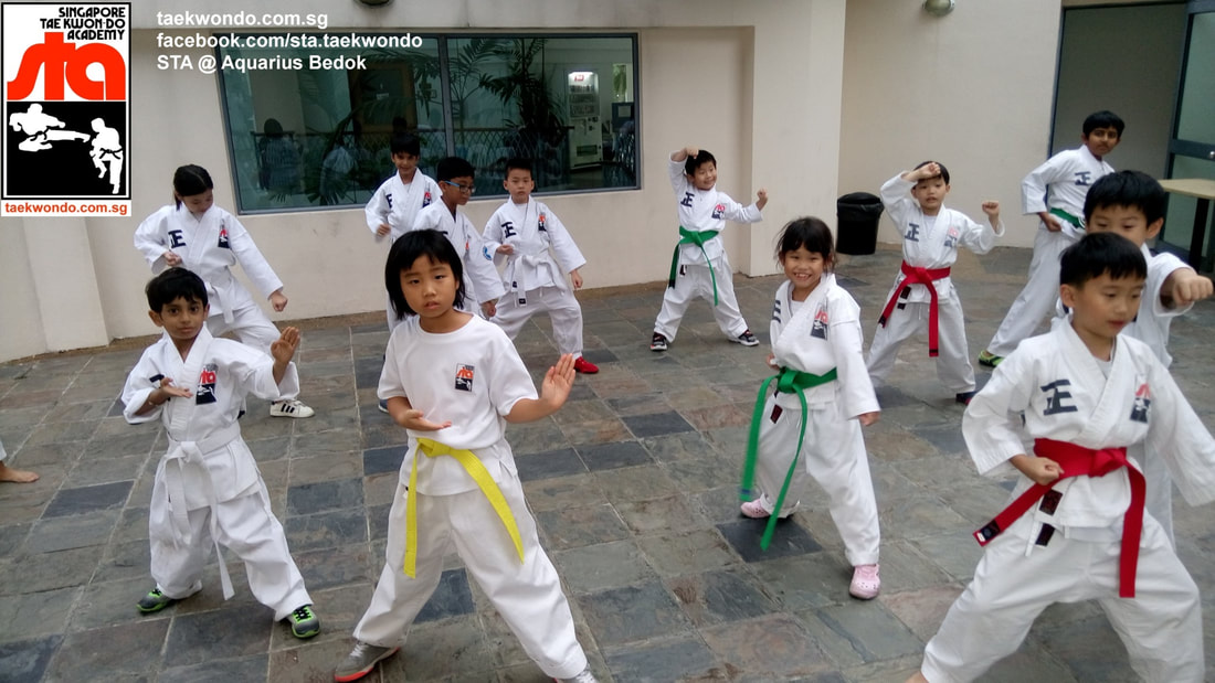 Aquarius Bedok Reservoir Singapore Taekwondo Academy Yishun Northpoint City Waterfront Waves Heartbeat Zinga
