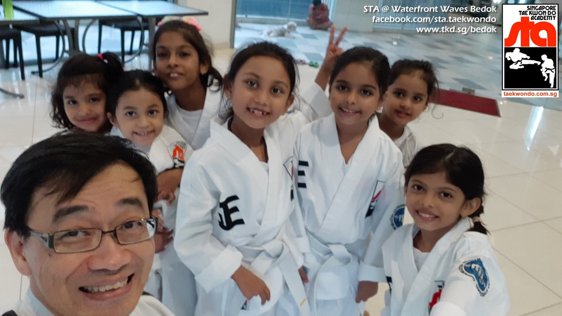 Waterfront Waves Bedok Reservoir Singapore Taekwondo Academy Yishun Northpoint City Aquarius Heartbeat Zinga