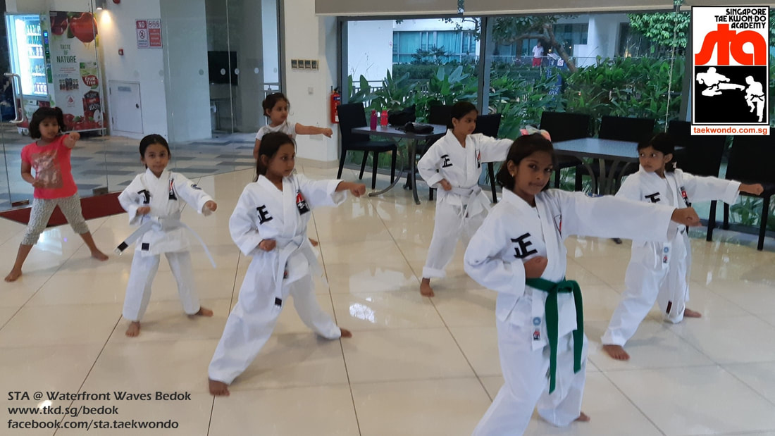 Bedok Reservoir Waterfront Waves Singapore Taekwondo Academy Yishun Northpoint City Aquarius Heartbeat Zinga